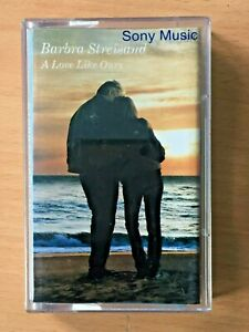 BARBRA STREISAND A Love Like Ours PHILIPPINES Cassette Tape