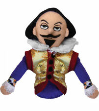 Finger Puppet  Magnetic Shakespeare Unemployed Philosophers Plush