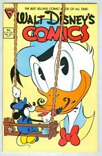 Walt Disney's Comics and Stories #523 VF/NM 1st Don Rosa 10 pager