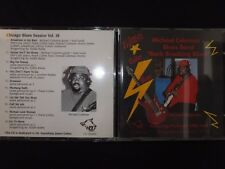 CD MICHAEL COLEMAN / CHICAGO BLUES SESSION VOL 18 /