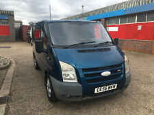 2006 (56) Ford Transit 2.2TDCi 85PS Low Roof 260 SWB Crew Van 6 Seats No VAT!