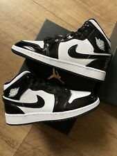 Nike Air Jordan 1 Mid Carbon Fibre All Star UK 5 Authentic Special Delivery🚚