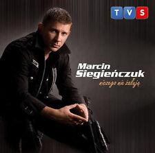 Marcin Siegienczuk - Niczego nie zaluje  (CD + DVD)   NEW