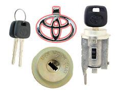 Toyota RAV4 - 2004 2005 Ignition Lock Cylinder w/2 New Keys (Non Transponder)