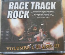 Race Track Rock Vol. 1-3 - Battlebratt, Avian, Redlin u.a. - 3 CDs neu & OVP