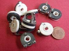 WIDERSTAND REGELBAR 0-1KOHM TRIMMER POTI LIEGEND 15x5mm RM 10mm  20x     23347