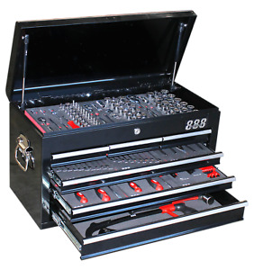 888 By SP Tools Tool Kit 158Pc T880010