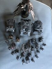 Warhammer 40k Chaos Space Marines Iron Warriors Army Games Workshop Models
