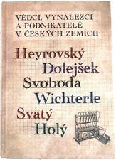 Vědci, vynálezci a podnikatelé v Českých zemích Czech Language
