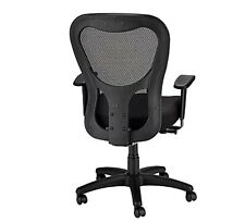 Tempur-Pedic Series Ergonomic Mesh Mid-Back Office Chair; Black