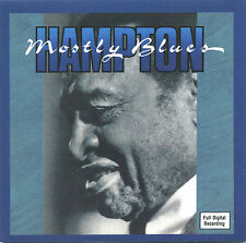 CD- Lionel Hampton- Mostly Blues- 1999 Jazz Society- 512314K- USA-