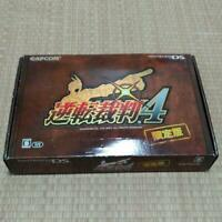 Nintendo DS Ace Attorney 4 Limited Edition