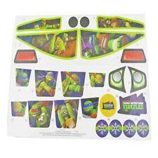Power Wheels CDY12 Ninja Turtles Dune Racer Label Decal Sheet Genuine