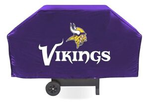 Minnesota Vikings NFL Team Barbeque BBQ Grill Cover