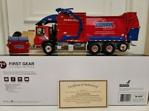 First Gear Die-cast 1:34 Mack CNG Parris Truck,Garbage,Trash,Refuse,Sanitation