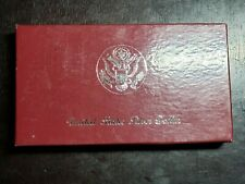 1983 S Olympic Proof Silver Dollar with Box/COA - US Coins