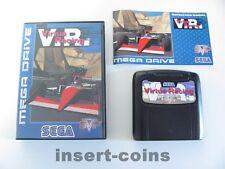 Virtua Racing   -  Sega Mega Drive / MD / Pal  / 124