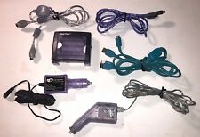 Nintendo GameBoy Game Link Cables & Gameboy Pocket Car Chargers & Magnifier