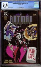Batman Adventures: Mad Love CGC 9.4 White (DC, 1994) Harley Quinn