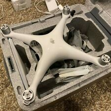 DJI PHANTOM 4 ADVANCED DRONE - HD CAMERA, CHARGER, BLADES, & CASE