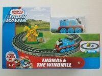 NEW Thomas And Friends Track Master Push Along Thomas And The Windmill Play Set