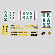 KAS Vitus Bicycle Frame Stickers - Decals - n.870