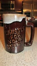 WET YOUR WHISTLE! - Classic, Pre-Owned, Whistle, Ceramic, Mug, Clean