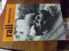 8µ? Revue Rail Magazine n°7 CC 1100 232 R-S Signaux arret franchissableCorreze