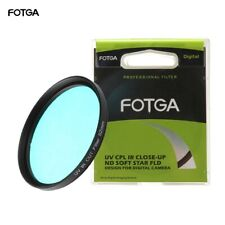 Optical Glass UV-IR CUT Filter 52mm 58mm Infrared Pass X-Ray IR UV Nikon Canon