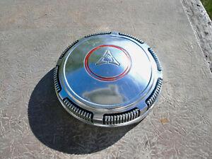 DODGE RED LINE DOG DISH HUB CAP 1969-1971 Redline Poverty Rim Wheel