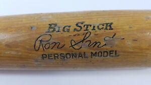 Vintage Ron Santo Adirondack BIG STICK baseball bat Chicago Cubs Personal Model