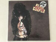 Alice Cooper: Trash LP, 180 Gram RED-TRANSLUCENT audiophile Vinyl, US-Pressung