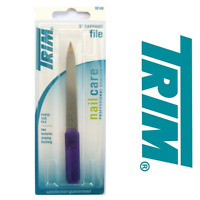 Trim Nail File 5 Inch Sapphire 00148