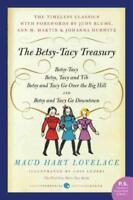 THE BETSY-TACY TREASURY - LOVELACE, MAUD HART/ LENSKI, LOIS (ILT) - NEW PAPERBAC