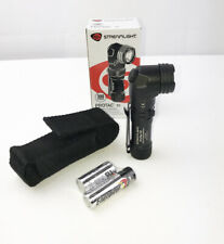 Streamlight ProTac 90 Right Angle Duel Fuel LED Flashlight w/ Holster + Battery