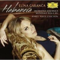 "ELINA GARANCA ""HABANERA"" CD NEW!"