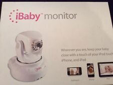 The Original iBaby Monitor Keep Baby Close Stay In Touch w IPhone iPad iPod