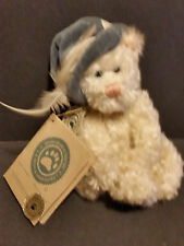 Boyds Collection Plush Claudin De La Plu 1985-98 Tag