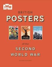 British Posters of the Second World War, Richard Slocombe, New condition, Book