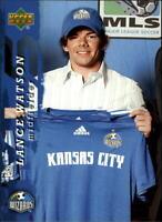 2006 Upper Deck MLS #57 Lance Watson