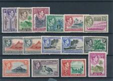 [56966] British Solomon 1937 good set MH Very Fine stamps $110