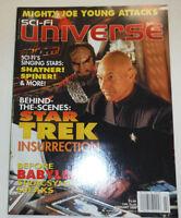Sci-Fi Universe Magazine William Shutner & Spiner February 1999 110514R1