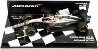 Minichamps McLaren Honda MP4-30 Australian GP 2015 - Jenson Button 1/43 Scale