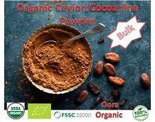 Cocoa fine Powder High Premium Pure Quality Grade A organic Natural Herbs Spice