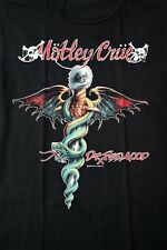 Motley Crue Official Vintage Dr. Feelgood T-shirt 1989 Medium sleeveless