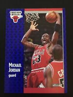 💥1991-1992 FLEER #29 MICHAEL JORDAN HOF CENTERED PRISTINE 10 CARD LAST DANCE💥