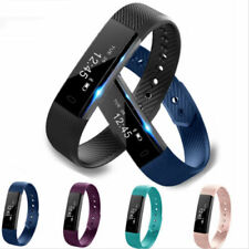 Veryfit Fitness Activity Sleep Monitor Pedometer Tracker Smart Watch Wrist Band
