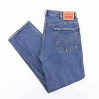 Vintage LEVI'S 550 Relaxed Straight Fit Men's Blue Jeans W38 L34