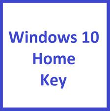 WIN  Dows 10 home Microsoft 32 & 64 bit OEM Product Key Codice prodotto