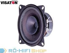 Visaton FR 10 HM / FR10HM 4 Ohm Breitband Lautsprecher wasserbeständig | NEU